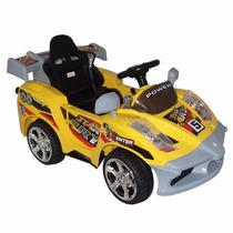 Auto Coche A Bateria Deportivo 6 V Control Remoto Mp3 Oferta