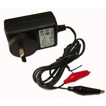 Cargador De 12v Corte Automatico Bateria Gel Plomo-calcio