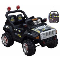 Camioneta Hummer H2 A Bateria 12v. Doble Motor Control Jeep