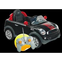 Kiddy Mini Cooper Ctrol Remoto Usado