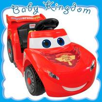 Auto A Bateria Fisher Price Para Bebe-chicos. The Cars.nuevo