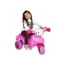 Moto Triciclo Hello Kitty A Batería 6v