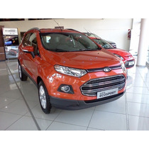 Ford Ecosport Titanium 2.0 16v -2014-entrega Inmediata-