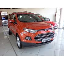 Ford Ecosport Titanium 2.0 At 4x2 0km -entrega Inmediata -