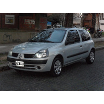 Renault Clio 1.2 16 V. Authentique 2003 !!permuta Auto-motos