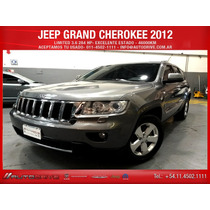Jeep Grand Cherokee Limited 3.6l Atx 4x4 2012