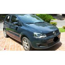 Volkswagen Fox 1.6 Azul 2013, 5 Puertas