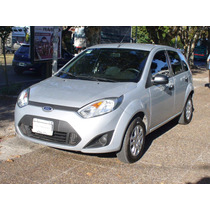 Ford Fiesta One Ambiente Plus 2012 Gris