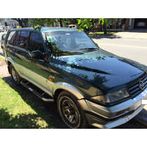 Musso Ssangyong 4x2 Full