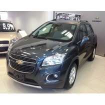 Chevrolet Tracker Ltz 4x2 Entrega Inmediata Color A Eleccion
