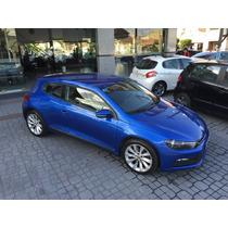 Volkswagen Scirocco 1.4 Dsg 2012 Impecable Permuto Financio!