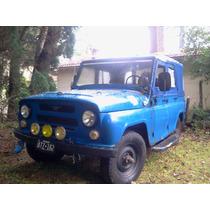 Jeep Uaz 4x4 Diesel 1995 Motor Nuevo Land Cruiser