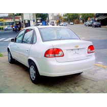 Anticipo $25000 Chevrolet Corsa Ls Financiado Sin Interes