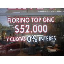 Fiat Fiorino 1.4 0km.$19000 Bonificados Anticipo Y Cuotas. D