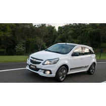 Chevrolet Agile Effect 1.4 Ltz - $39.500 Y Cuotas!!