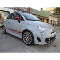 Fiat 500 Abarth Techo Cuero 595 2013