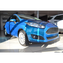 Ford Fiesta Kinetic Design 1.6n Se Plus At 0km 2014 Slt
