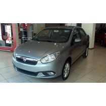 Fiat Grand Siena Essence 1.6 16v Anticipo O Tu Usado 5