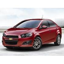 Chevrolet Sonic Ltz At 4ptas 2015 C. Oficial Chevrolet !!!!!