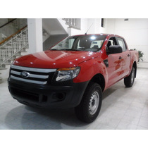 Nueva Ford Ranger Xl Safety 4x2 C/d Jg
