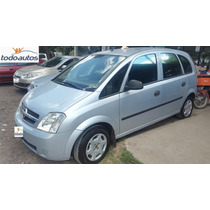 Chevrolet Meriva 1.8 Gl Plus Año 2008 Ant Y Ctas!!!!!!
