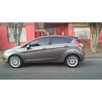 Ford Fiesta Titanium Kinectic, Como 0km Sin Gastos