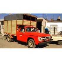 Dodge 200 Hecha 350 Caja Bauza