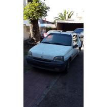 Clio Diesel Y Nafta1.4 Chocado Baja 04 Defiv Y Alta Motor