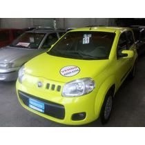 Uno 2011 Full Amarillo Permuto Financio Desimone Autos