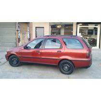 Fiat Palio Weekend 1.6 16v 5 Puertas Base 1998 Nafta