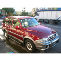 Ssangyong-musso 602 Td