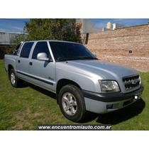 Chevrolet S 10 2.8 Full 2002 200000 Km Reales Marziali