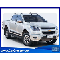 Chevrolet S-10 2.8 Ctdi Doble Cabina Lt 4x4 Financiada