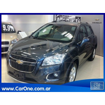 Chevrolet Tracker Fwd Ltz 100% Financiada En Car One