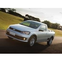 Volkswagen Saveiro 0km 1.6 Cabina Simple Tna 9.9%my 15 Mz