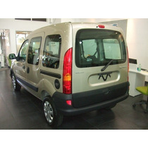 Renault Diaz!! Kangoo Authentique De Remate(jch)