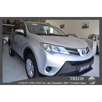 Toyota Rav 4x4 Vx 0km 2014