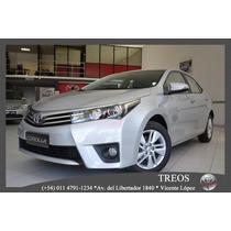 Toyota New Corolla 1.8 Xei 6 Mt 0km 2015
