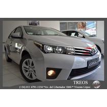 Toyota New Corolla 1.8 6 Mt Xli 0km 2014