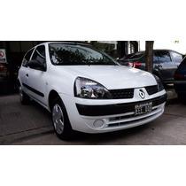 Renault Clio Yahoo 1.2 Año 2003 Aire Y Direccion Autosmania