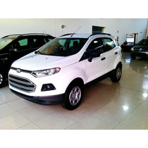 Ford Ecosport 1.6 0km Financia 0% Interes Usado (sa)