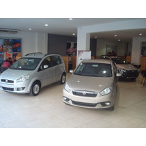 Fiat Grand Siena 1.4 Efectivo Mas Financiacion Entrega Ya