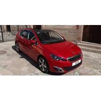 Peugeot 308 Feline 2.0 0km 2015 Entrega Inmedita En Stock