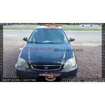 Honda Civic 1.6 99´ | Charliebrokers