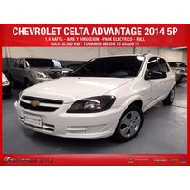 Chevrolet Celta 1.4 Aire Direccion Y Pack Eléct Airbags