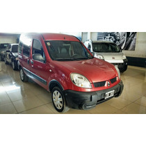 Renault Kangoo 2 1.6 Authentique Gnc 2010