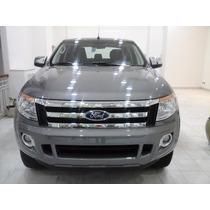 Nueva Ford Ranger Xlt 3.2 4x2 C/d 100% Financiada!! Jg