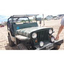 Jeep Willys 4x4 1943