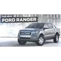 Ford Ranger 100% Financiado!! Plan Nacional!!