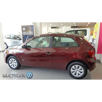 Vw Gol Trend 3 P Base 0km 2016 Contado Financiado